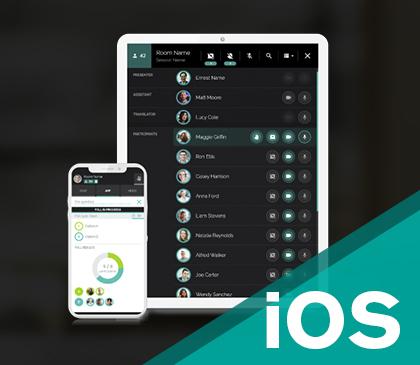 mashme·io now on iOS devices